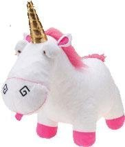 Despicable Me 2 TOY FACTORY Basic 13 Inch JUMBO Plush FLUFFY UNICORN by Toy Factory