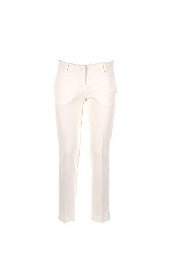 Pantalone Donna Hanita H.P187.1332 Bianco Primavera/Estate Bianco 48
