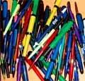 Imprinted Plastic Retractable Pens- Case Of 2000