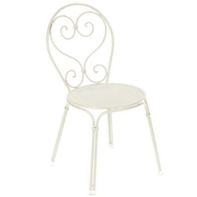 Pigalle Stuhl weiß günstig kaufen