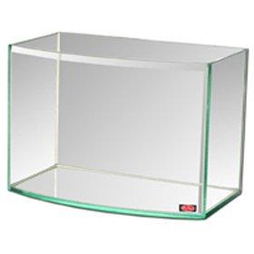 Mr aqua 3 gallon frameless bow front glass for 3 gallon fish bowl