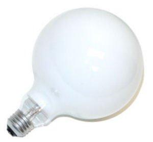 Philips 168534 - 100G40/W/Ll G40 Decor Globe Light Bulb