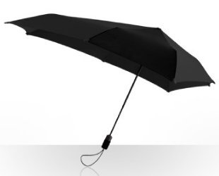 Senz New Mini Automatic Umbrella - Black