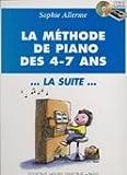 echange, troc Sophie Allerme - Méthode de piano La Suite