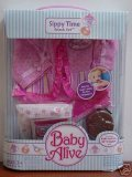 Baby Alive Sippy Time Snack Set