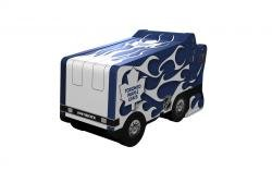NHL Toronto Maple Leafs Zamboni Bank & Candy Holder (includes 200g of Butterscotch Candy)