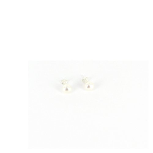 Buriano Pearl Stud Earrings - Costume Jewellery Range