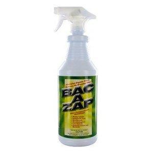 Bac-A-Zap Odor Eliminator - Quart