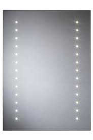 Roper Rhodes Atom LED Illuminated Bathroom Mirror IP44