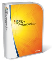 Arabic Microsoft Office 2007 Professional Software Suite (Arabic Or English Interface) Windows