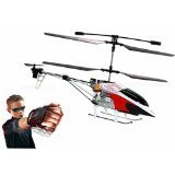 Force Flyers Motion Controlled Outdoor Helicopter With Glove Force Technology