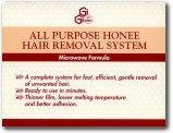Gigi All Purpose Honee Microwave Formula Hair Removal System