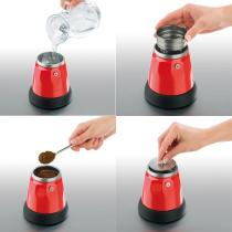 Electric Coffee Maker Wattage : coffeemaxx Electric Espresso Maker, 480 Watt eBay
