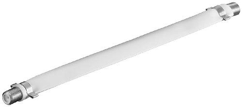 Kab Antenne Satellit Fensterdurchführung / weiß