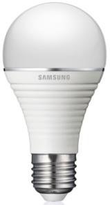 Samsung Si-I8W071181Us - 6.5 Watt - Dimmable Led - A19 Lamp - 2700K - 490 Lumens - 40 Watt Equal - E26 Medium Base - 120 Volt