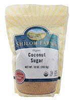 Shiloh Farms Organic Coconut Sugar Gluten Free