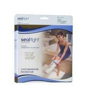 Seal Tight Bandage and Cast Protector, Adult Foot/Ankle [Health and Beauty]