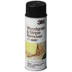 Remover-woodgrain & Stripe 24 Oz Aerosol 6/case by 3M