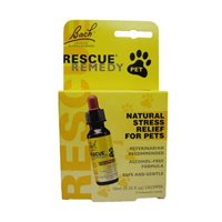 Rescue Remedy Pet, 20 ml (Pack of 4) by Bach Flower Essences