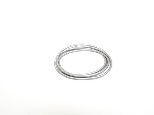 tacx-cinghia-di-trasmissione-per-antares-ecotrack-sportrack-rollertrack-colore-argento