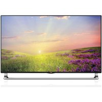 Lg Electronics 65La9700 65-Inch 4K Ultra Hd 120Hz 3D Smart Nano Led Tv With Sliding Sound Bar (2013 Model)