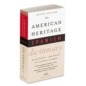 HOUH21079 - HOUGHTON MIFFLIN COMPANY American Heritage Office Spanish Dictionary