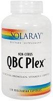 Solaray Qbc Plex Quercetin, Bromelain - 120 Capsules