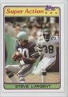 Steve Largent SA Seattle Seahawks (Football Card) 1981 Topps #343 at Amazon.com