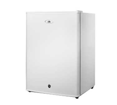 Summitco FF28L Compact Refrigerator, single-section,