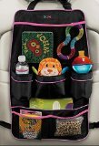 SoHo Car Backseat Organizer (Light Pink)