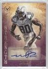 Malcom Floyd #11/50 (Football Card) 2012 Topps Valor Centurion Autograph Strength #CA-MF