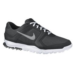 Nike Air Range Wp Golf Shoe (White/Blue Spark-Black)
