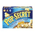 Pop-secret Pop Secret Light Butter Flavor Microwavable Popcorn 3 PK (Pack of 24)