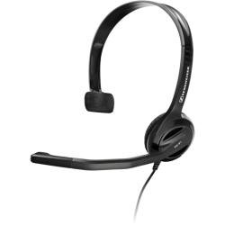Sennheiser Pc21 Single-Sided Monaural Headset With Microphone & Crisp Sound Quality