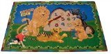 "Joy Carpets Kid Essentials Early Childhood Number's Rule Rug, Multicolored, 10'9"" x 13'2"""