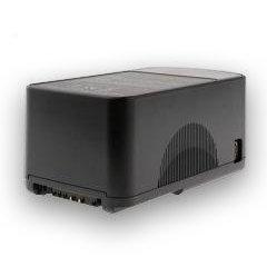 Batterie de qualité - Batterie pour Profi Videocamera Panasonic AJ-D410A - 10400mAh - 14,4V - Li-Ion