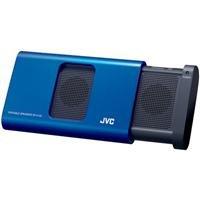 Jvc Spa130A Compact Portable Speaker (Blue)