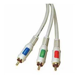 ARE587528 - Component Video Cable, 12, Aluminum Covers