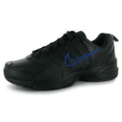 Nike T-Lite 9 Leather Cross Training Shoes - 8