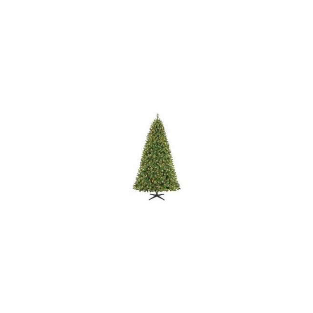 Holiday Time Pre lit 7.5' Kennedy Fir Artificial Christmas Tree, Clear Lights (48 ) Write a Review