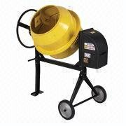 NEW TIYA 125L 230V PORTABLE CEMENT CONCRETE MIXER INC VAT