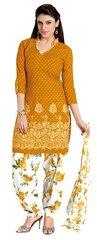 Shaily Retails Women's Beautiful Unstiched Cotton Dress Material