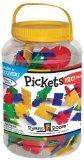 Small World Toys Ryan's Room Educational  - Pickets - 120 piece set