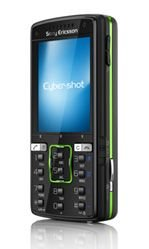 Sony Ericsson K850i Cyber-shot Unlocked Cell Phone with 5 MP Camera, 3G, MP3/Video Player, Memory Stick Micro Slot--International Version with No Warr