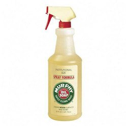 Murphy Oil Soap Conentrate, Trigger Spray Bottle, 32 oz., 12/Carton
