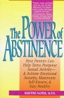 img - for The Power of Abstinence by Kristine Napier (1996-08-01) book / textbook / text book