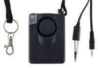Streetwise Personal / Door Alarm with Light