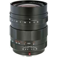 Voigtlander Nokton 17.5mm f/0.95 Manual Focus Lens for Micro 4/3 Mount