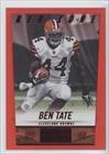 Ben Tate #13/20 Cleveland Browns (Football Card) 2014