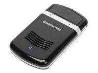 IOGEAR Solar Bluetooth Hands-Free Car Kit - Speaker phone - wireless - Bluetooth 2.1 EDR - SOLAR BT HANDS FREE CAR KIT MULTI LANGUAGE VERS